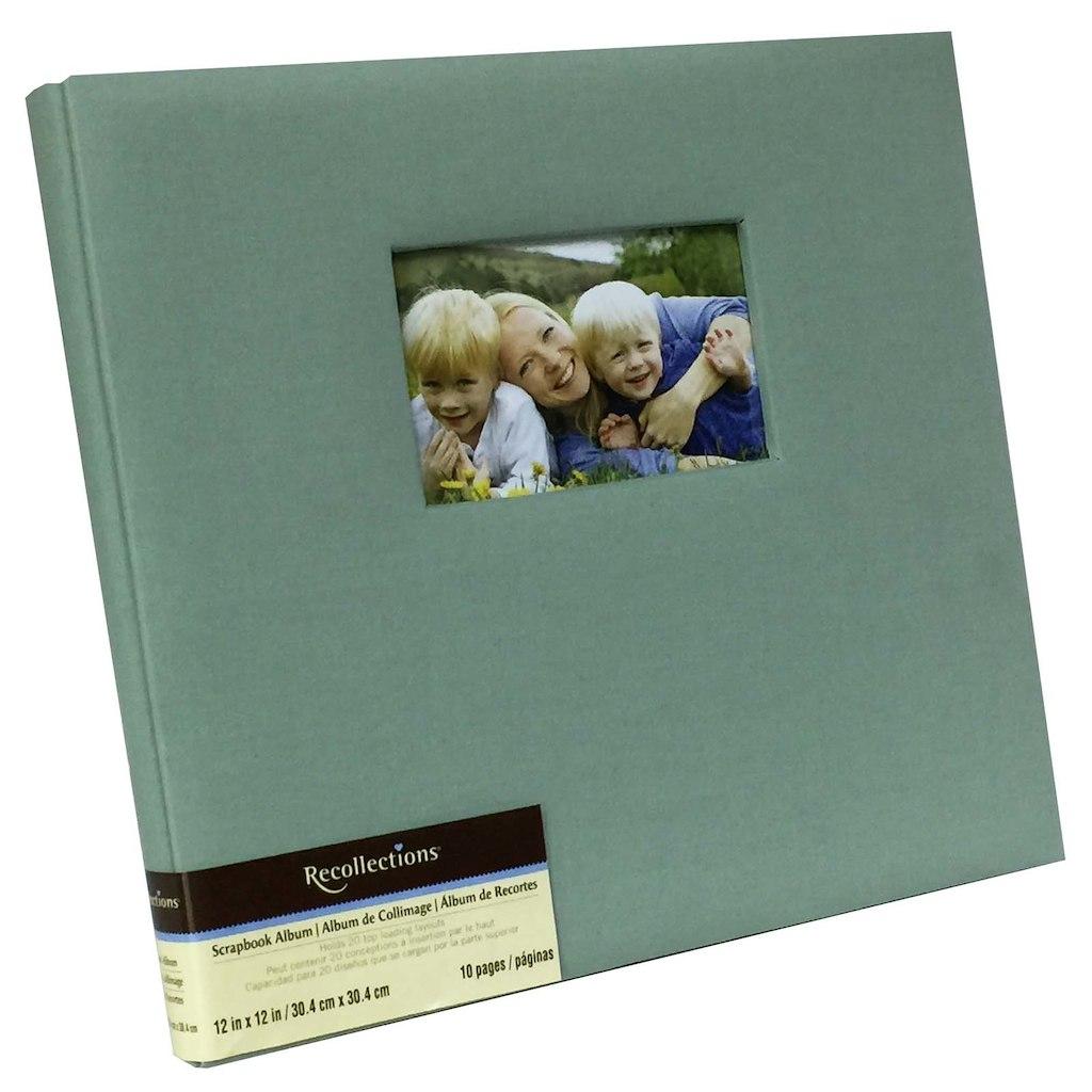 album scrapbooking 12x12