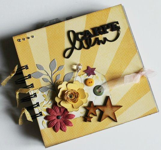album scrapbooking 15x15