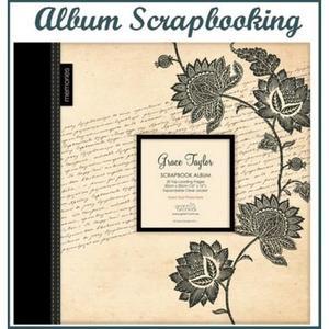 album scrapbooking 30x30 pas cher