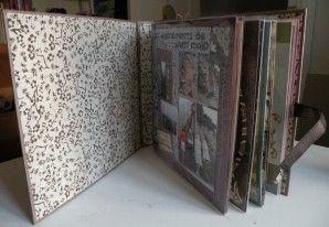 album scrapbooking 30x30