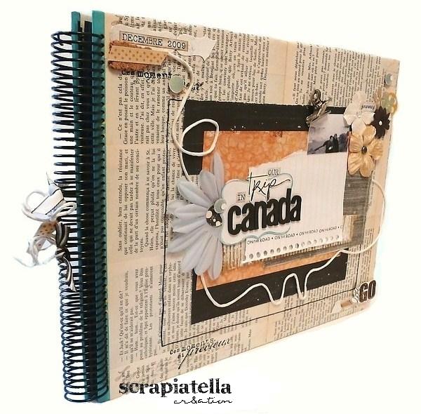 album scrapbooking canada