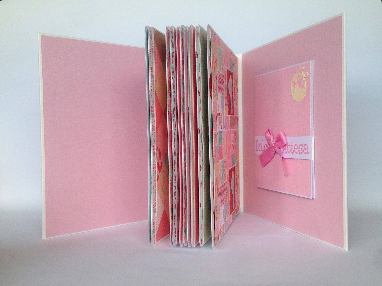 album scrapbooking da decorare