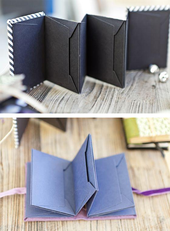 album scrapbooking enveloppe
