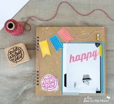 album scrapbooking mr wonderful