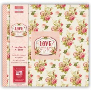 album scrapbooking pages blanches