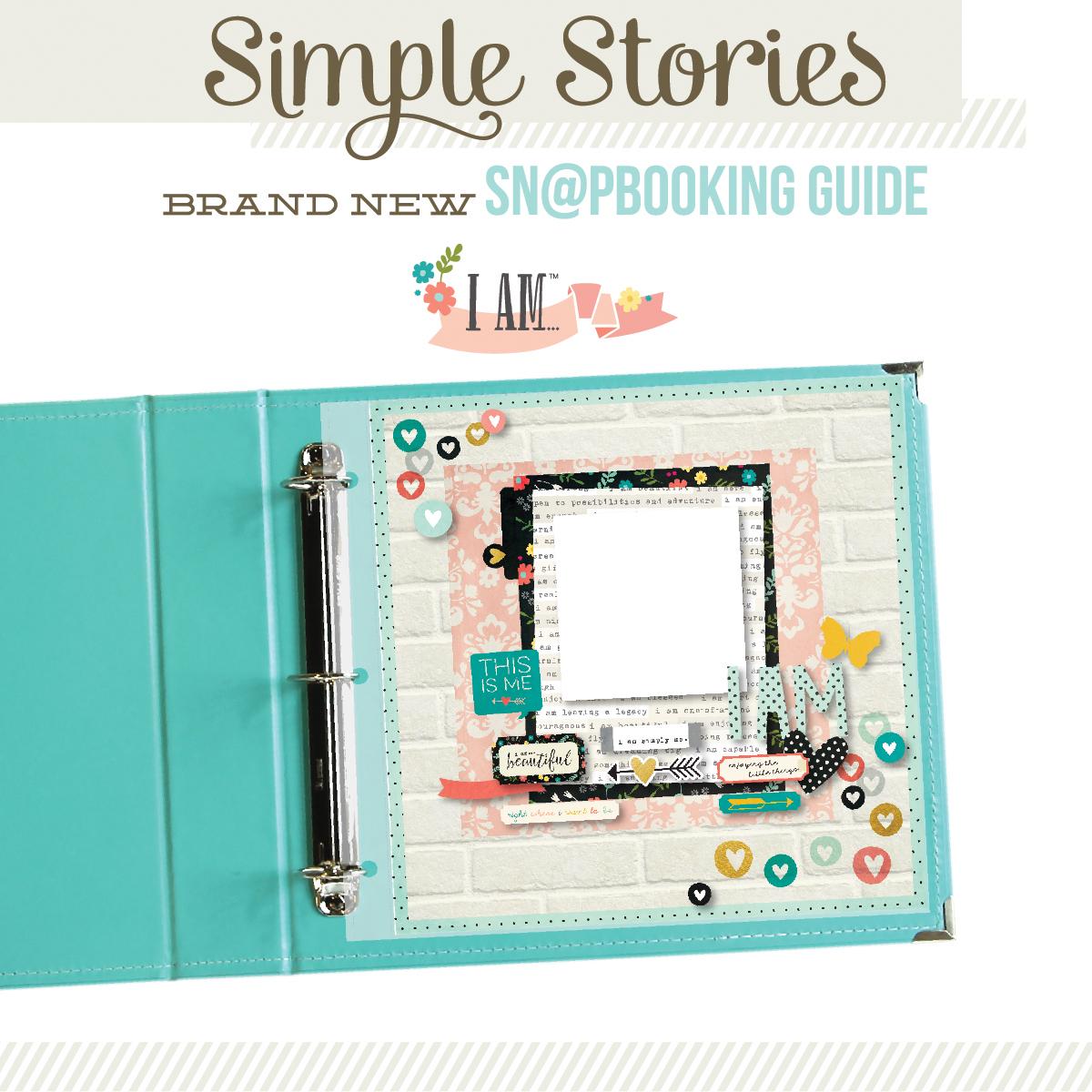 album scrapbooking simple stories