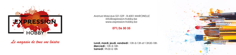 materiel scrapbooking belgique