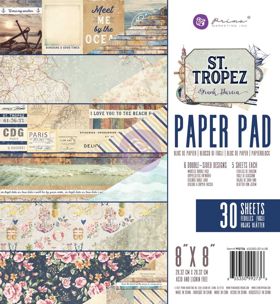 papier scrapbooking 20x20