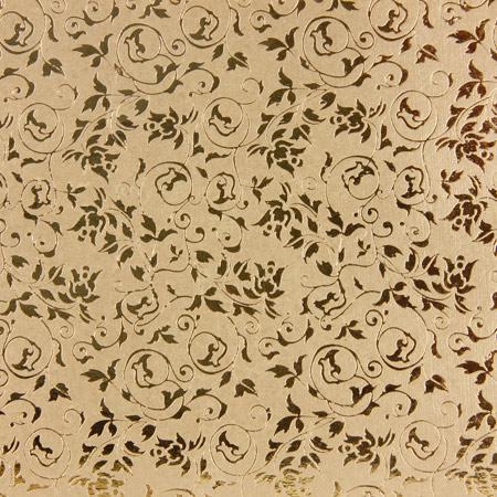 papier scrapbooking baroque