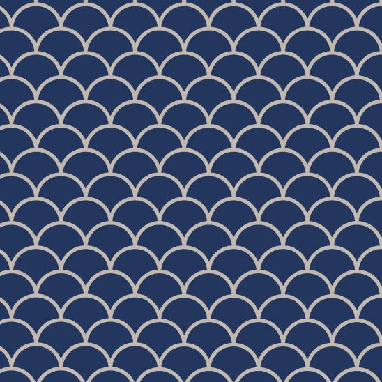papier scrapbooking bleu marine