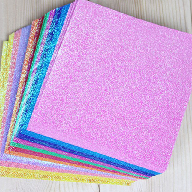 papier scrapbooking brillant
