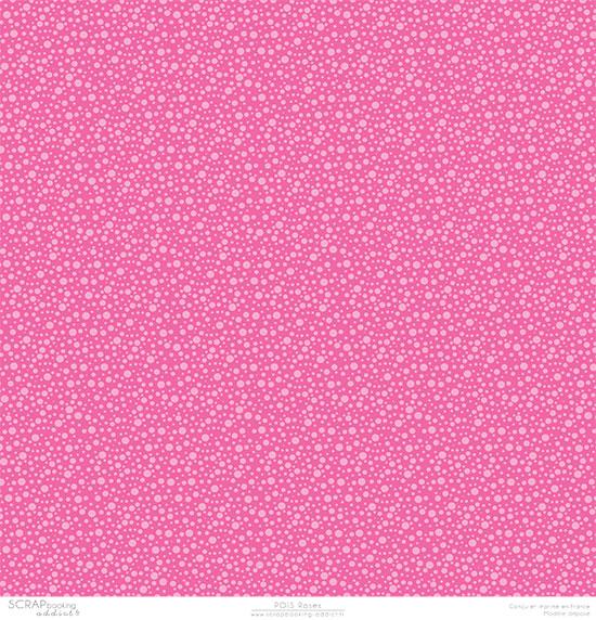papier scrapbooking fushia