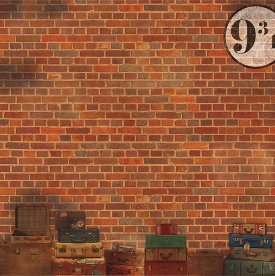 Papier Scrapbooking Harry Potter