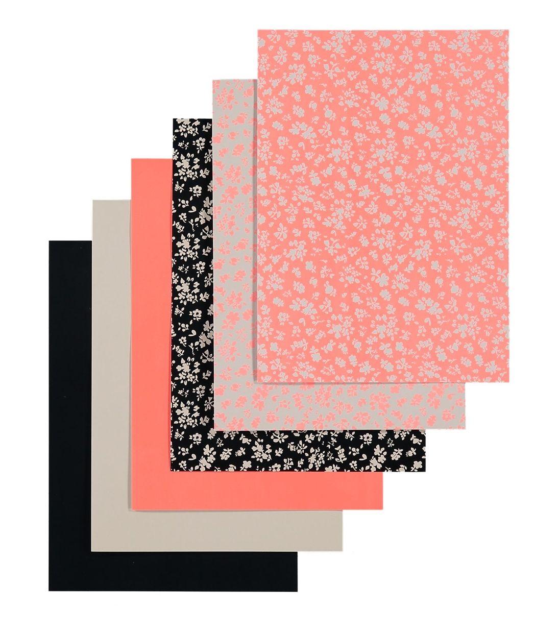 papier scrapbooking hema