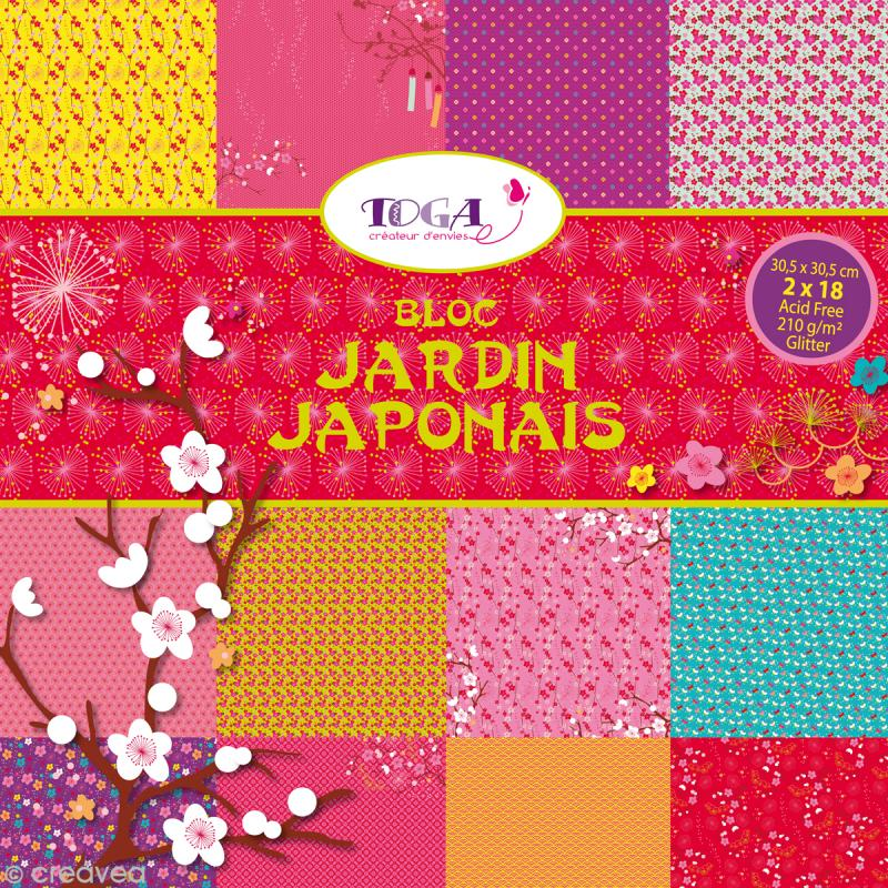 papier scrapbooking japonais