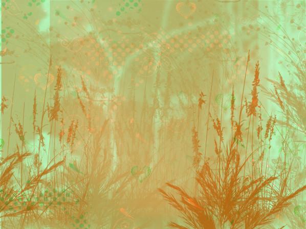papier scrapbooking nature
