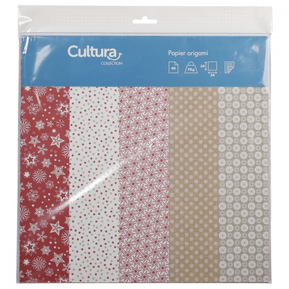 papier scrapbooking noel cultura