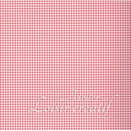 papier scrapbooking rouge