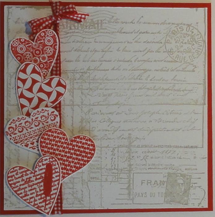 papier scrapbooking theme mariage