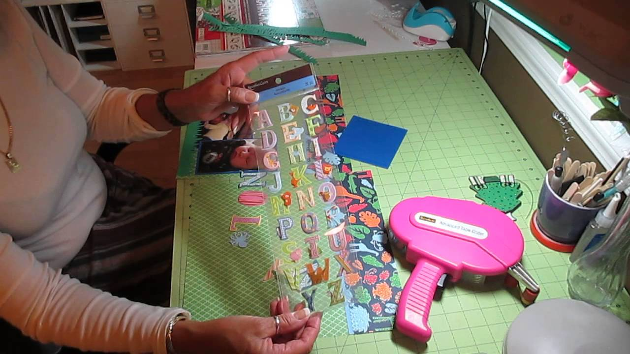 scrapbooking 12x12 page layouts