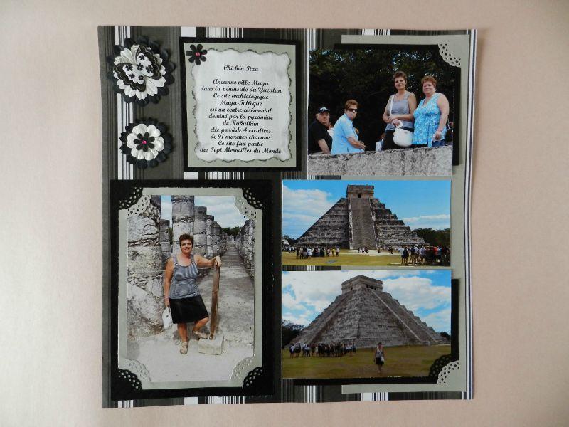 scrapbooking 5 photos