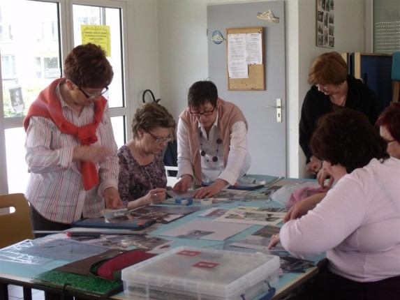 scrapbooking a bourges