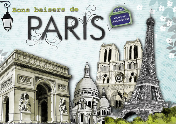 scrapbooking a paris