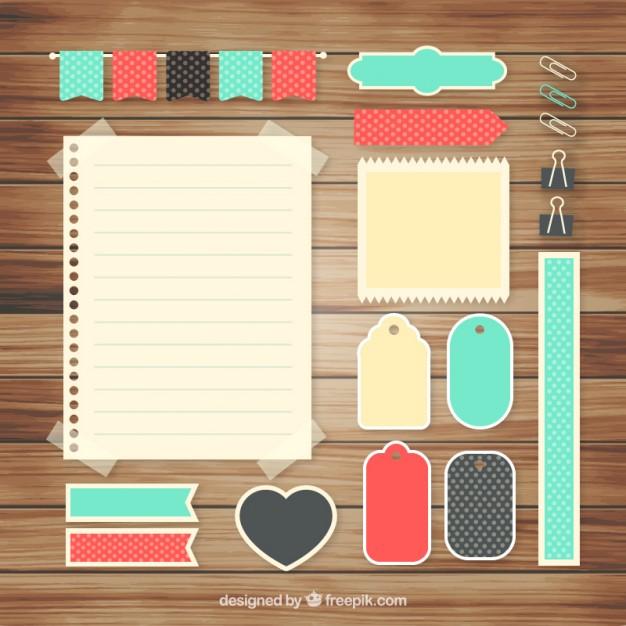 scrapbooking accessoires