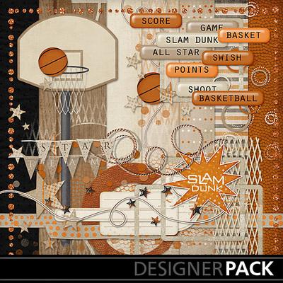 scrapbooking basket