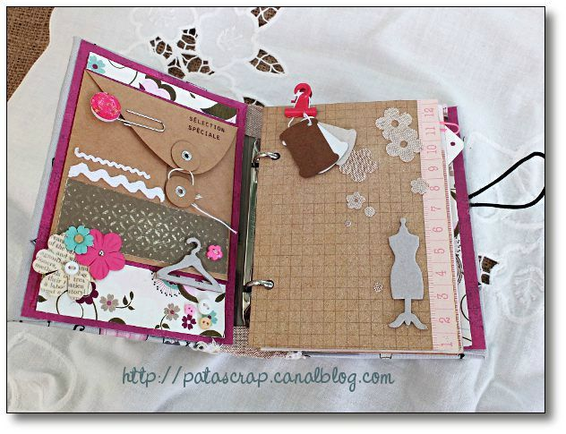 scrapbooking couture