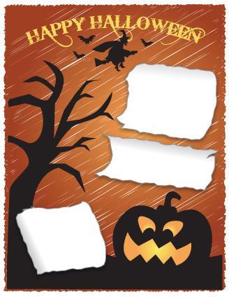 scrapbooking d'halloween