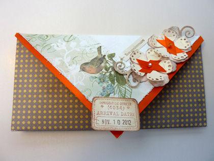 scrapbooking enveloppe