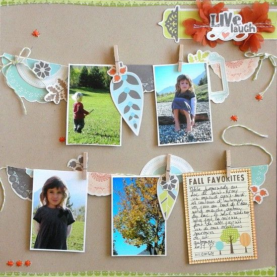 scrapbooking epingle