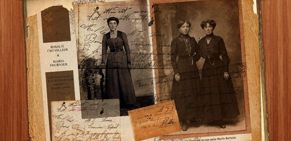 scrapbooking genealogie