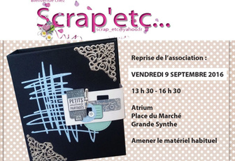 scrapbooking grande synthe