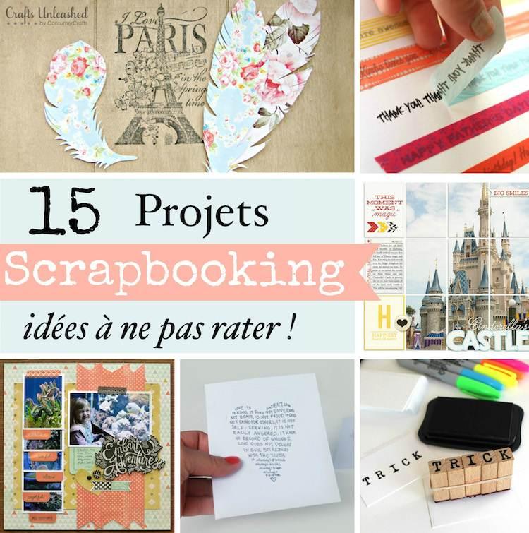 scrapbooking idee