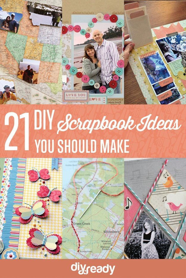 scrapbooking idees creatives