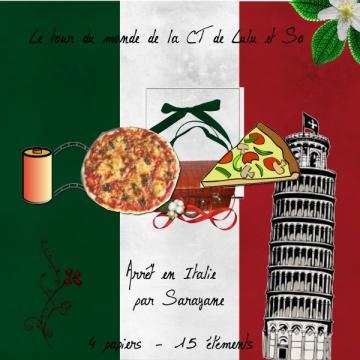 scrapbooking italie