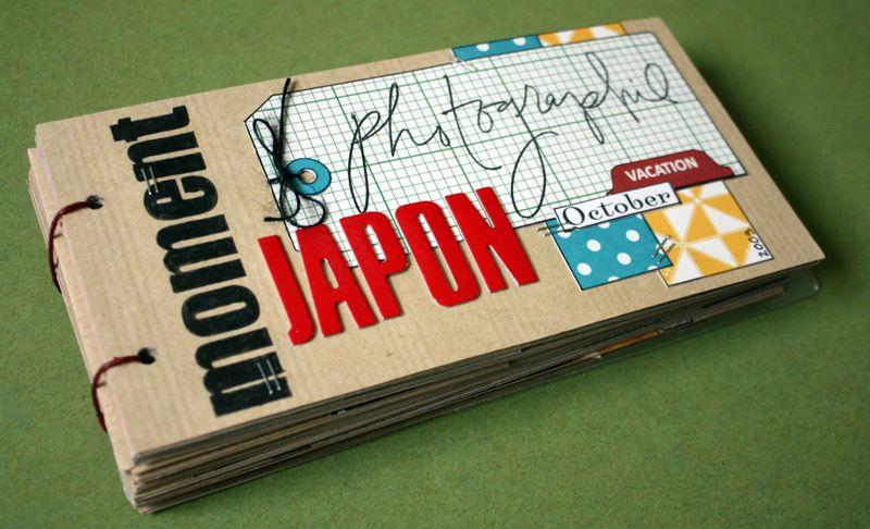 scrapbooking japon