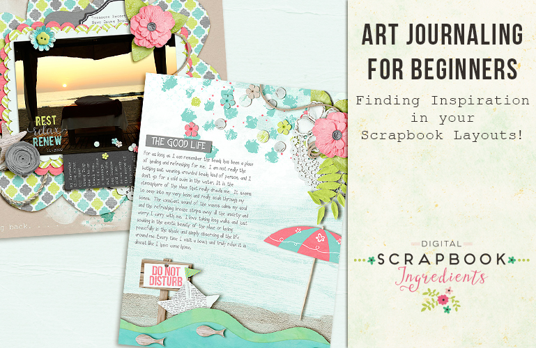scrapbooking journaling