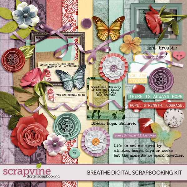 scrapbooking kit