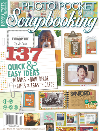 scrapbooking magazine