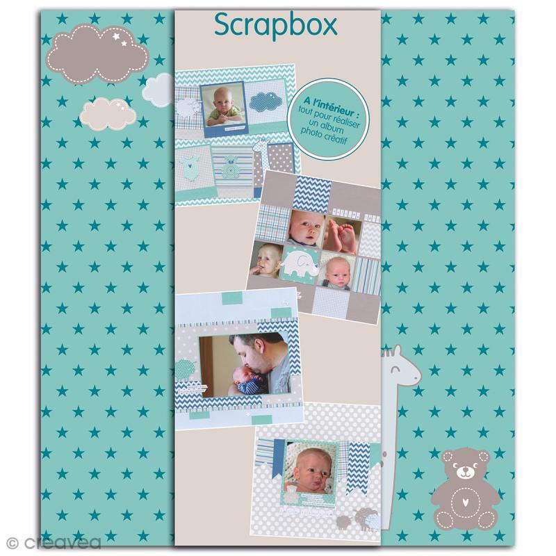 scrapbooking naissance