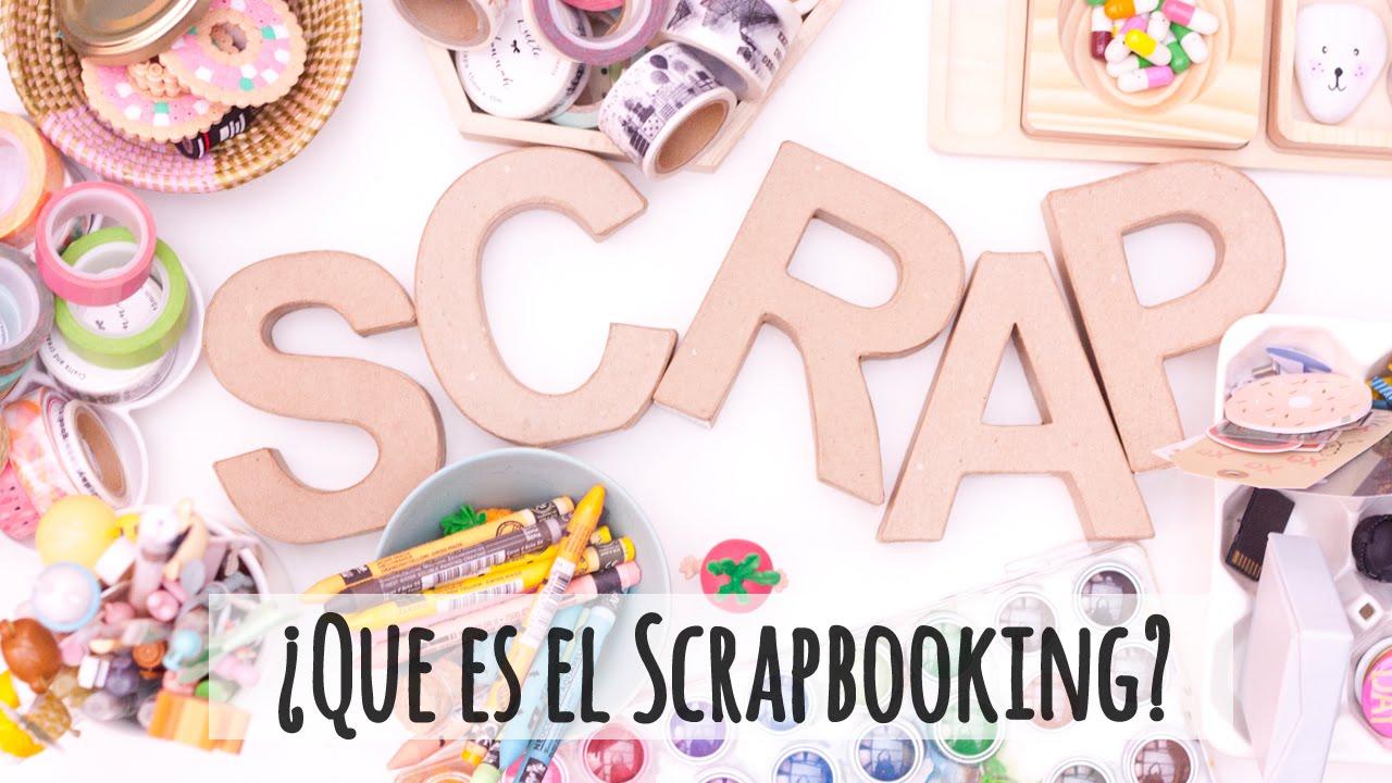 scrapbooking que significa