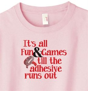 scrapbooking t shirt ideas