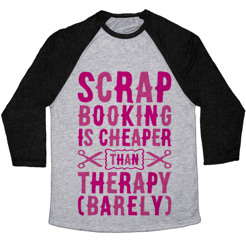 scrapbooking t-shirts and mugs