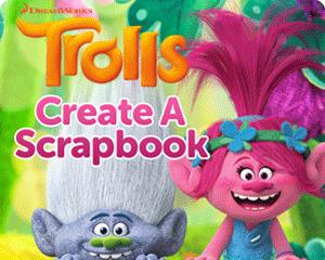 scrapbooking trolls