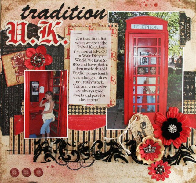scrapbooking uk