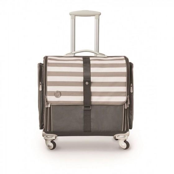 scrapbooking valise rangement