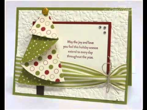Ideas For Christmas Cards Pictures.Scrapbooking Xmas Card Ideas